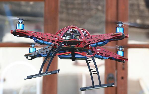UAVP Flying