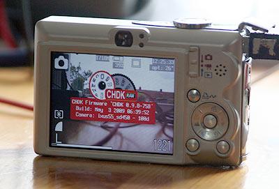 CHDK on Canon